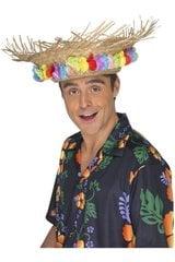 Hawaii müts lilledega
