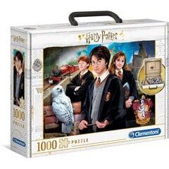 Puslekohver 61882 Harry Potter, 1000 osa hind ja info | Pusled | kaup24.ee