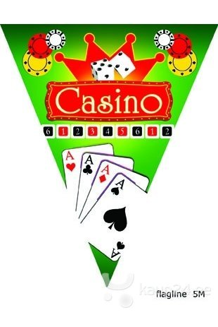 Lipuvanik Casino цена и информация | Karnevali  kostüümid | kaup24.ee