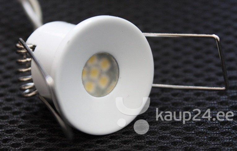 Süvistatav LED Luxsonn цена и информация | Süvistatavad ja LED valgustid | kaup24.ee