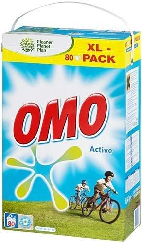 Pesupulber OMO Active, 6.64 kg цена и информация | Pesuvahendid | kaup24.ee