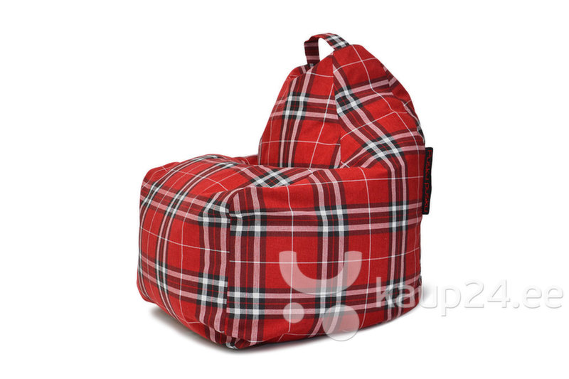 Kott-tool Play Home Tartan Red цена и информация | Kott-toolid ja tumbad | kaup24.ee