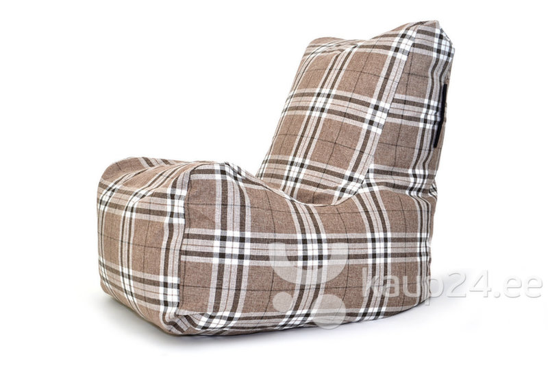 Kott-tool Seat home Tartan Mocha hind ja info | Kott-toolid ja tumbad | kaup24.ee