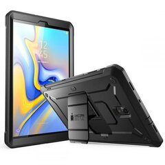 Supcase Unicorn Beetle Pro mõeldud Samsung Galaxy Tab A 10.5 2018 T590/T595, Must hind ja info | Tahvelarvuti kaaned ja kotid | kaup24.ee