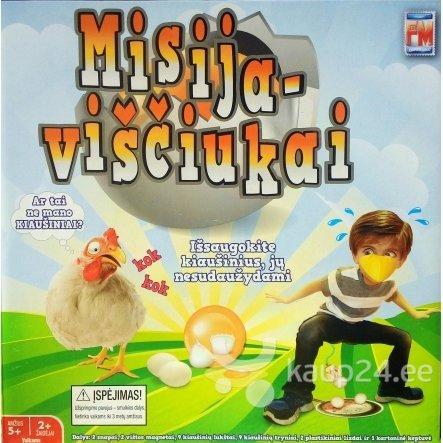 Игра Куриная Миссия LT 792C цена и информация | Arendavad mänguasjad 3+ | kaup24.ee