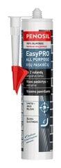 Silikoonhermeetik PENOSIL EasyPRO All Purpose värvitu, 310 ml цена и информация | Изоляционный и уплотняющий упаковочный материал | kaup24.ee