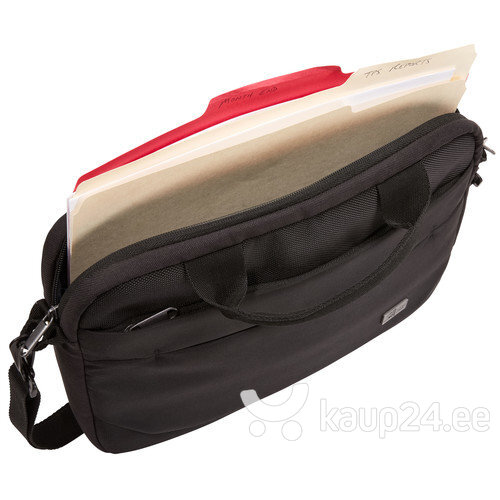 """Kompiuterio krepšys CASE LOGIC ADVA114, 14"""", juodas"""