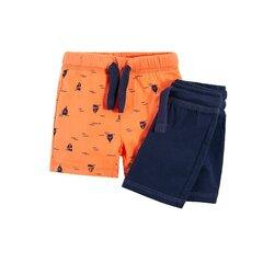 Cool Club lühikesed püksid poistele, 2 tk., CCB2008992-00 hind ja info | Imikute lühikesed püksid | kaup24.ee