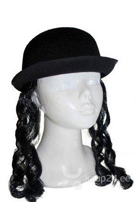 Juudi müts I цена и информация | Karnevali  kostüümid | kaup24.ee