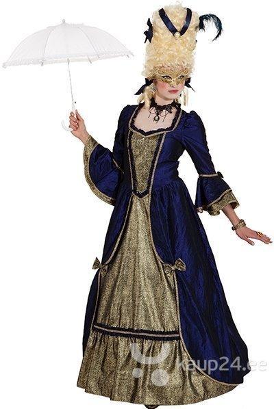 Barokk stiilis kleit цена и информация | Karnevali  kostüümid | kaup24.ee