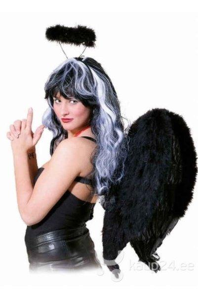 Tiivad, must цена и информация | Karnevali  kostüümid | kaup24.ee