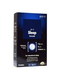 Paira SLEEP FORMULA 4in1 TBL N30 hind ja info   Paira SLEEP FORMULA 4in1 TBL N30   kaup24.ee