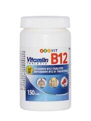 Paira ABCvit VITAMIIN B12 3MCG N150 hind ja info | Vitamiinid ja mineraalid tervise parandamiseks | kaup24.ee