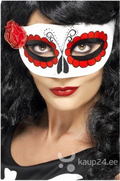 Mask Mehhiko цена и информация | Karnevali  kostüümid | kaup24.ee