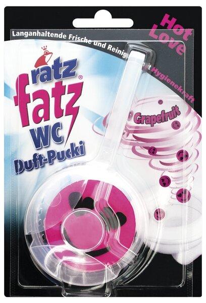 WC-värskendaja Ratz Fatz, greibi lõhnaline, 50 g цена и информация | Puhastusvahendid | kaup24.ee