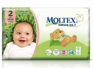 Moltex Nature mähkmed (3-6kg) hind ja info | Mähkmed | kaup24.ee