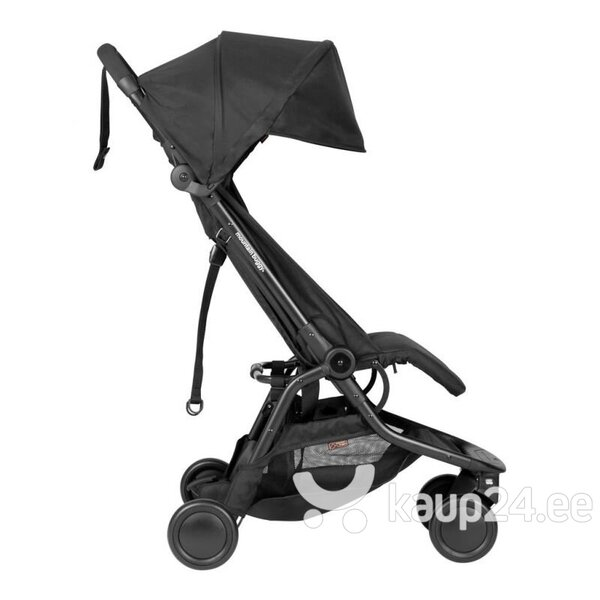 Reisikäru MOUNTAIN BUGGY NANO™ (2020+), must Internetist