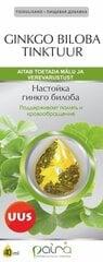 Paira GINKGO BILOBA TINKTUUR 40ML hind ja info | Vitamiinid ja mineraalid tervise parandamiseks | kaup24.ee