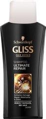 Šampoon Schwarzkopf GLISS KUR Ultimate Repair 50 ml hind ja info | Šampoon Schwarzkopf GLISS KUR Ultimate Repair 50 ml | kaup24.ee