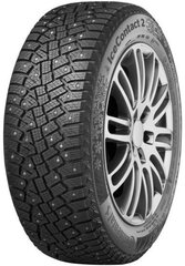 Continental ContiIceContact 2 245/75R16 111 T FR studded hind ja info | Talverehvid | kaup24.ee