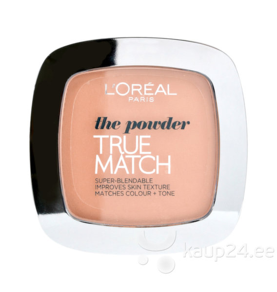Kontaktpuuder True Match Powder L'Oreal Paris N4 C2 Rose Vanilla цена и информация | Näole | kaup24.ee