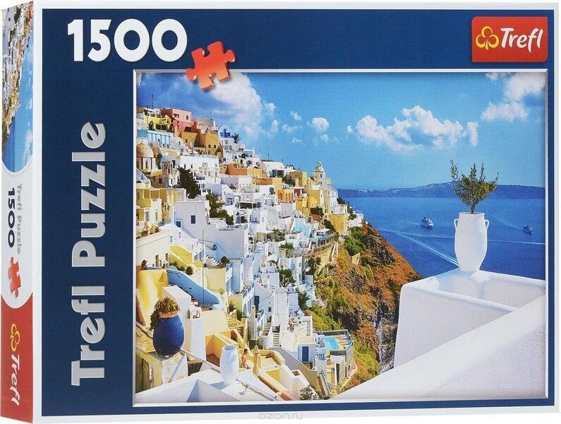 "Pusle Trefl ""Santorini"" 1500 osaline"