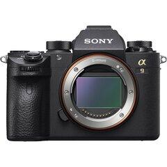 Sony A9 Body, (ILCE-9/B) | (α9) | (Alpha 9). Black hind ja info | Sony Fotoaparaadid, lisatarvikud | kaup24.ee