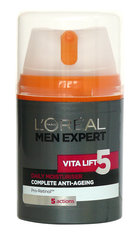 L'Oreal Paris Men Expert Vita Lift 5 Крем против морщин, 50 мл