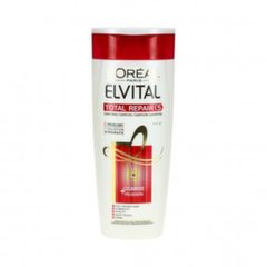 Šampoon 5 kahjustatud juustele 250 ml L'Oreal Paris Elvital Total Repair