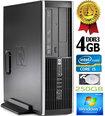HP Compaq Elite 8100 Intel® Core™ i5-650 4GB 250GB HDD DVD Windows 7 Professional hind ja info | Lauaarvutid | kaup24.ee