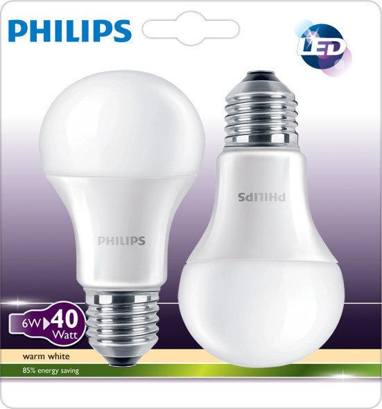 Мощность: 6 W Цоколь: E27 цена и информация | Lambipirnid, lambid | kaup24.ee