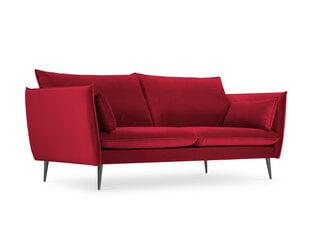 Diivan Micadoni Home Agate 3S, punane hind ja info | Diivan Micadoni Home Agate 3S, punane | kaup24.ee
