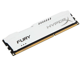 Kingston HyperX FURY 4GB 1866MHz DDR3 CL10 DIMM hind ja info | Kingston HyperX FURY 4GB 1866MHz DDR3 CL10 DIMM | kaup24.ee