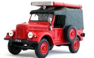 Модель автомобиля Gaz 69