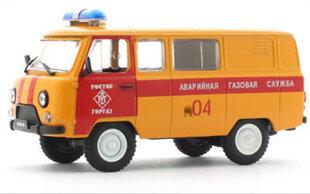 Модель автомобиля UAZ 3309