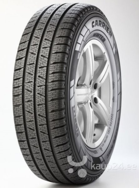 Pirelli Winter Carrier 185/75R16C 104 R цена и информация | Rehvid | kaup24.ee