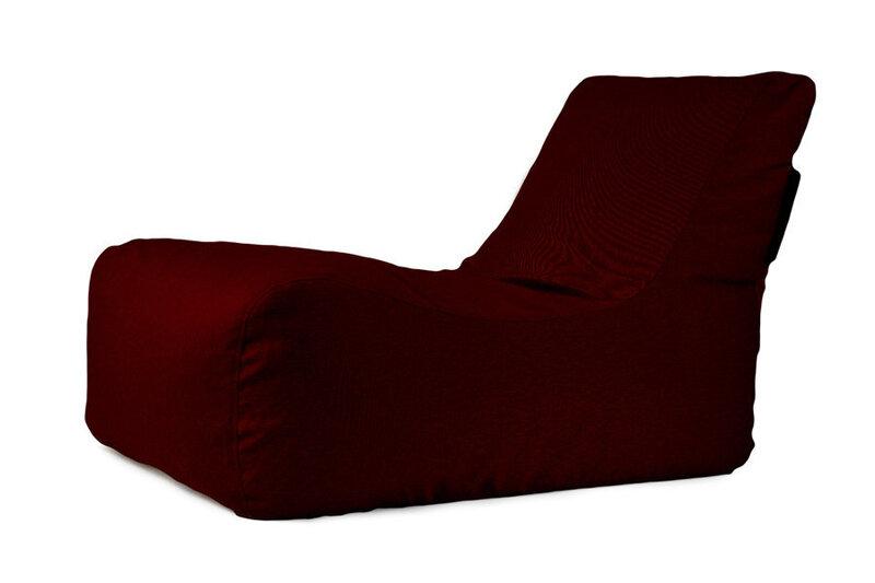 Kott-tool Lounge Nordic Burgundy цена и информация | Kott-toolid ja tumbad | kaup24.ee