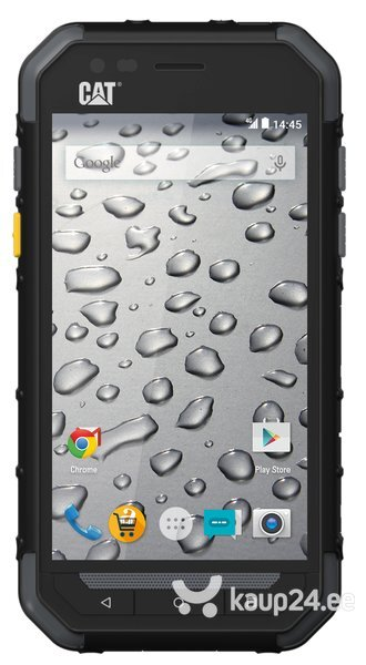 Nutitelefon Caterpillar CAT S30 Dual SIM must mit