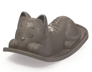 Smoby kiikuv kassipoeg Rocker, hall hind ja info   Kiiged   kaup24.ee