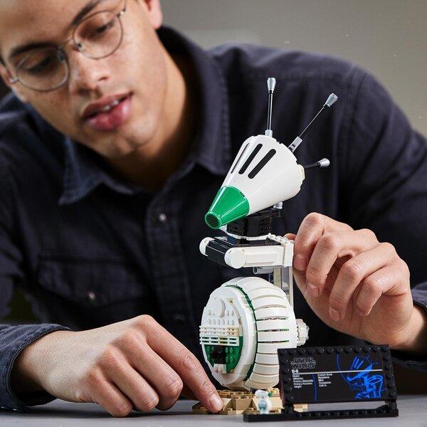 75278 LEGO® Star Wars™ D-O™ tagasiside