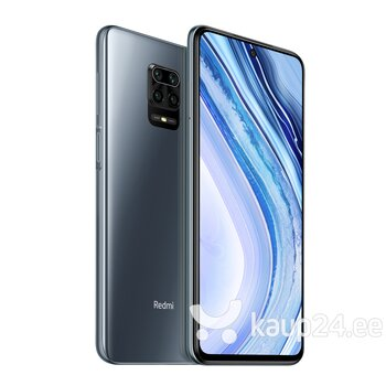 Redmi Note 9 Pro, 64 GB, Dual SIM, Interstellar Grey hind ja info | Redmi Note 9 Pro, 64 GB, Dual SIM, Interstellar Grey | kaup24.ee