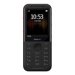 Nokia 5310 (2020), 16MB, Dual SIM, Black/Red hind ja info | Mobiiltelefonid | kaup24.ee