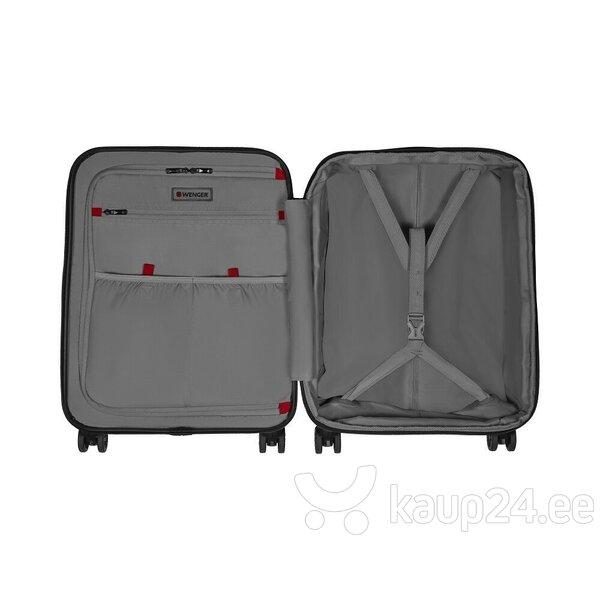 Käsipagasi kohver sülearvuti sahtliga, Wenger Syntry