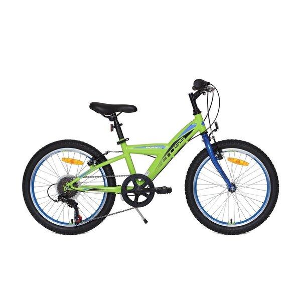 "Laste jalgratas Cross Rocky 20"" Roheline"