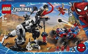 76151 LEGO® Marvel Super Heroes Venomosauruse varitsus hind ja info | Kokkupandavad mänguasjad | kaup24.ee