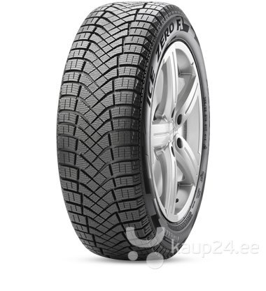 Pirelli WINTER ICE ZERO FR 215/55R16 97 T XL цена и информация | Rehvid | kaup24.ee