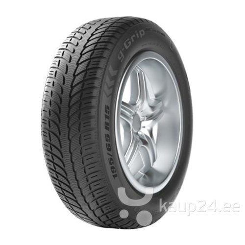 BF Goodrich G-GRIP ALL SEASON 185/60R14 82 H цена и информация | Rehvid | kaup24.ee