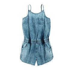Tüdrukute teksakombinesoon Cool Club, CJG2029265 hind ja info | Tüdrukute retuusid, püksid | kaup24.ee