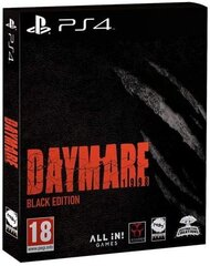 Daymare : 1998 Black Edition PS4 hind ja info | Daymare : 1998 Black Edition PS4 | kaup24.ee