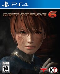 Dead or Alive 6, PS4 hind ja info | Dead or Alive 6, PS4 | kaup24.ee